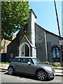 TQ2583 : The Tin Tabernacle, Cambridge Avenue, Kilburn by Alexander P Kapp