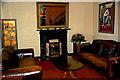Q8860 : Kilkee - O'Connell Street - Stella Maris Hotel Lobby by Joseph Mischyshyn