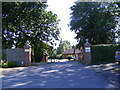 TM3876 : Entrance to Highfield (Private) Road by Adrian Cable