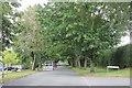 SJ8075 : Dixon Drive, Chelford by Peter Turner