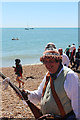 TQ8209 : Gunman on Pelham Beach, Pirate Day by Oast House Archive