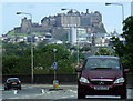 NT2172 : Edinburgh Castle from Corstorphine by Thomas Nugent