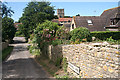 ST6718 : Milborne Port: Bathwell Lane by Martin Bodman
