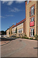 ST6718 : Milborne Port: new housing in Old Tannery Way by Martin Bodman