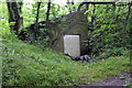 SE1139 : Stone hut on south side of Parkside by Roger Templeman