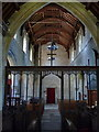 TL1097 : Church of St Remigius, Water Newton, Interior by Alexander P Kapp