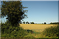 SK7157 : Hockerton farmland by Richard Croft