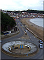 TA0488 : Foreshore Road, Scarborough by JThomas