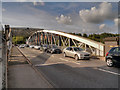 SJ6286 : Knutsford Road Swingbridge by David Dixon