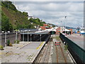 W7966 : Cobh railway station by David Hawgood