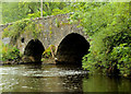 J3067 : The Drum Bridge, Drumbeg (2) by Albert Bridge