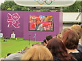 TQ2682 : Archery at Lords, 2012 Olympics by Alex McGregor