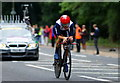 TQ1263 : Lizzie Armitstead by Peter Trimming