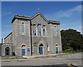 NJ9306 : Former Denburn Parish Church, Summer Street, Aberdeen by Bill Harrison