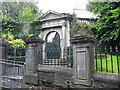 C4316 : Gate entrance, Derry / Londonderry by Kenneth  Allen