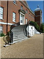 TQ1477 : A grand set of steps, Osterley Park House by Alexander P Kapp