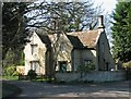 TL5161 : Quy Hall Lodge Cottage by John Sutton