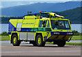 NM9035 : Oban Airport Fire Service by The Carlisle Kid