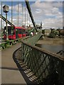 TQ2278 : Hammersmith Bridge by Derek Harper