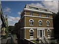 TQ2378 : Villa, Hammersmith by Derek Harper