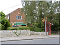 SK8361 : Collingham Post Office  by Alan Murray-Rust