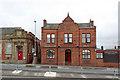 SD7111 : Public Offices, Astley Bridge  by Alan Murray-Rust