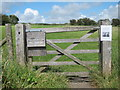 TQ3911 : In this field there are� No Sheep by Oast House Archive