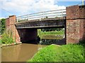 SJ4960 : Crow's Nest Bridge (Bridge 113), Shropshire Union Canal by Jeff Buck