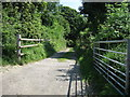 ST7069 : Lansdown Lane by James Ayres