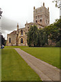 SO8932 : St Mary's Abbey Church (Tewkesbury Abbey) by David Dixon