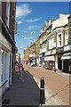 TQ7468 : Rochester High St by Glyn Baker