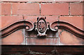 SD7109 : Former Crown and Cushion pub detail 2  by Alan Murray-Rust