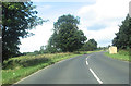 SE2877 : A6108 north of North Stainley by John Firth