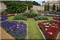 TL0935 : Italian Garden, Wrest Park by Paul Buckingham