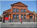 TQ3074 : Brixton Sorting Office, Blenheim Gardens SW2 by R Sones