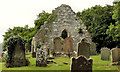 J5064 : Tullynakill old church near Comber (4) by Albert Bridge
