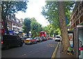 TQ2078 : Chiswick High Road by C Michael Hogan