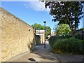 TQ2972 : Streatham Hill, Dorrien Walk by Mike Faherty