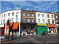 TQ3476 : M. Manze, Eel and Pie House High Street, Peckham by PAUL FARMER
