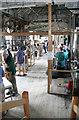 SP4115 : Combe Mill - first floor by Chris Allen