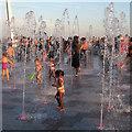 TQ8885 : Seafront Fountain : Week 34