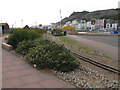 TQ8209 : Hastings Miniature Railway - single track by Stephen Craven