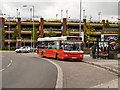 SD8010 : Dennis Dart at Rock Square by David Dixon