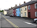 J1811 : Terraced houses in Newry Street by Eric Jones