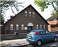 TQ2969 : Holy Redeemer parish hall by Stephen Craven