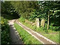SE0024 : Hebden Royd Footpath 69 by Humphrey Bolton