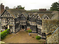 SJ8358 : Little Moreton Hall by David Dixon