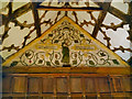 SJ8358 : Destiny, The Long Gallery at Little Moreton Hall by David Dixon