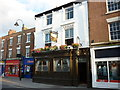 SE6132 : The Cricketers Arms by Ian S