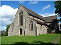 SO3958 : Grade I listed Church of St Mary, Pembridge by John Grayson